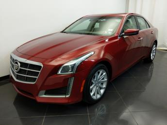 2014 Cadillac CTS 2.0 Luxury Collection - 1720003004