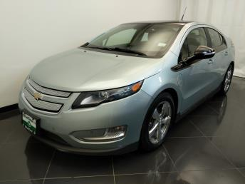 Used 2012 Chevrolet Volt