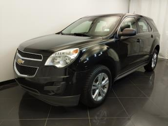 Used 2013 Chevrolet Equinox