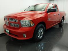 2017 Dodge Ram 1500 Quad Cab Tradesman 6.3 ft