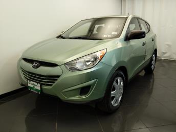 2010 Hyundai Tucson GLS - 1720003212
