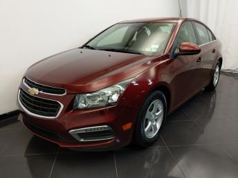 2016 Chevrolet Cruze Limited 1LT - 1720003309