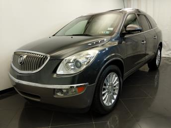 2012 Buick Enclave Leather - 1720003317