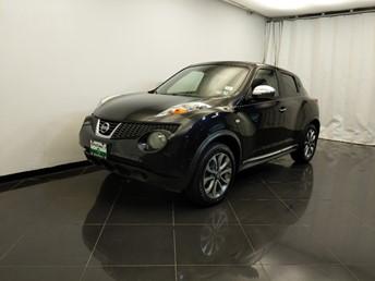 2011 Nissan JUKE SV - 1720003374
