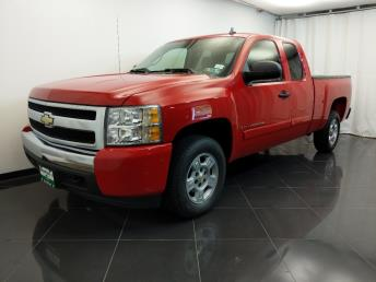 2008 Chevrolet Silverado 1500 Extended Cab Work Truck 5.75 ft - 1720003386