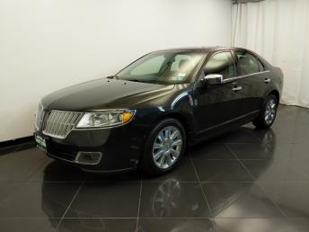 2012 Lincoln MKZ  - 1720003412
