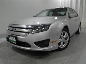 2012 Ford Fusion - 1730004653