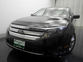 2012 Ford Fusion - 1730007693