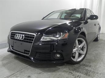 2011 Audi A4 - 1730007751