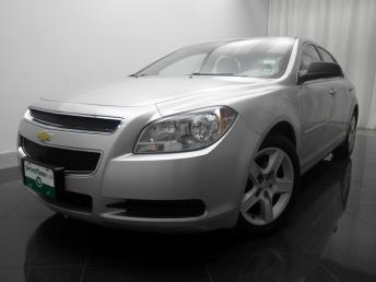 2012 Chevrolet Malibu - 1730012111
