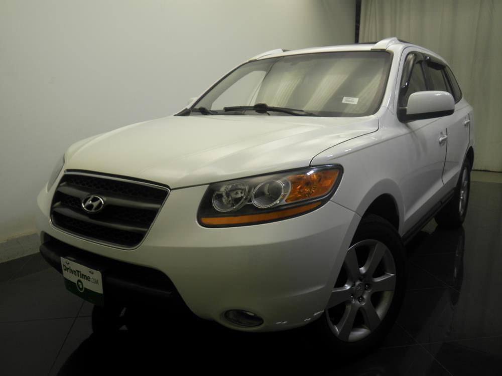 2008 Hyundai Santa Fe - 1730012199