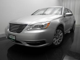 2012 Chrysler 200 - 1730013485