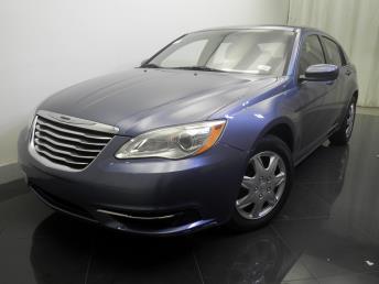 2011 Chrysler 200 - 1730013707