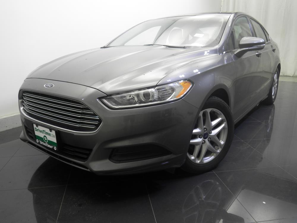 2013 Ford Fusion - 1730013833
