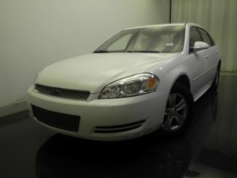 2014 Chevrolet Impala Limited - 1730013864