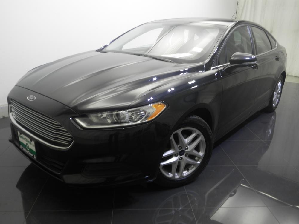 2014 Ford Fusion - 1730014009