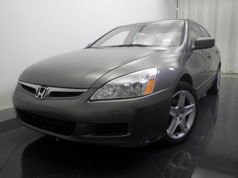 2007 Honda Accord - 1730014066