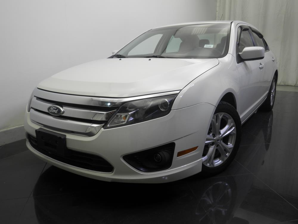2012 Ford Fusion - 1730014080