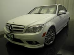2009 Mercedes-Benz C300 Luxury 4MATIC