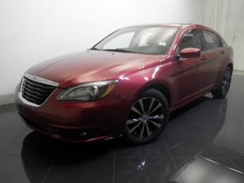 2012 Chrysler 200 - 1730014296