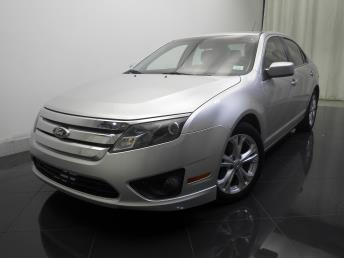 2012 Ford Fusion - 1730014493