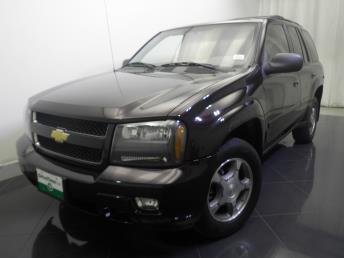 2009 Chevrolet TrailBlazer - 1730014609
