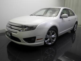 2012 Ford Fusion - 1730014799