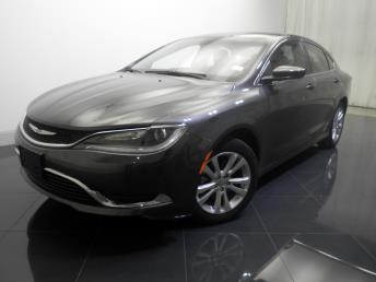 2015 Chrysler 200 - 1730014826