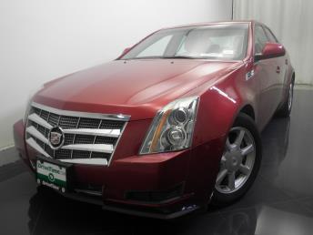 2008 Cadillac CTS - 1730014986