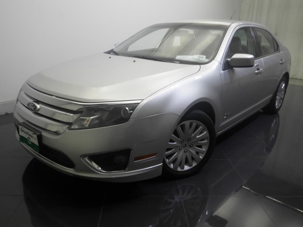 2011 Ford Fusion Hybrid - 1730015022