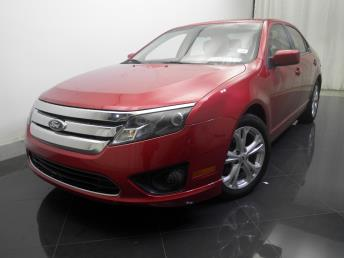 2012 Ford Fusion - 1730015077