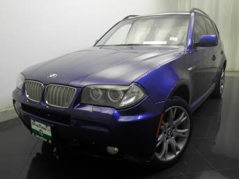 2008 BMW X3 - 1730015181