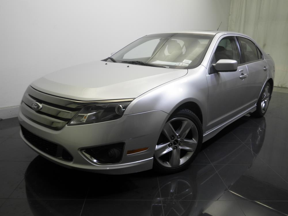 2012 Ford Fusion - 1730015216