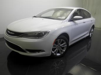 2015 Chrysler 200 - 1730015288