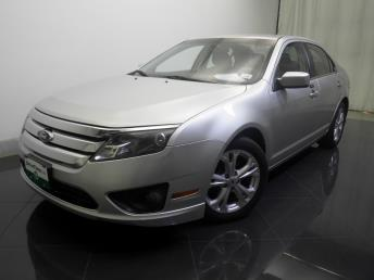 2012 Ford Fusion - 1730015406