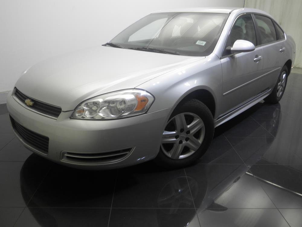 2011 Chevrolet Impala - 1730015476