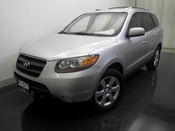 2007 Hyundai Santa Fe - 1730015554