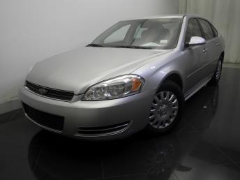 2011 Chevrolet Impala - 1730015666
