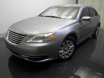 2014 Chrysler 200 - 1730015670
