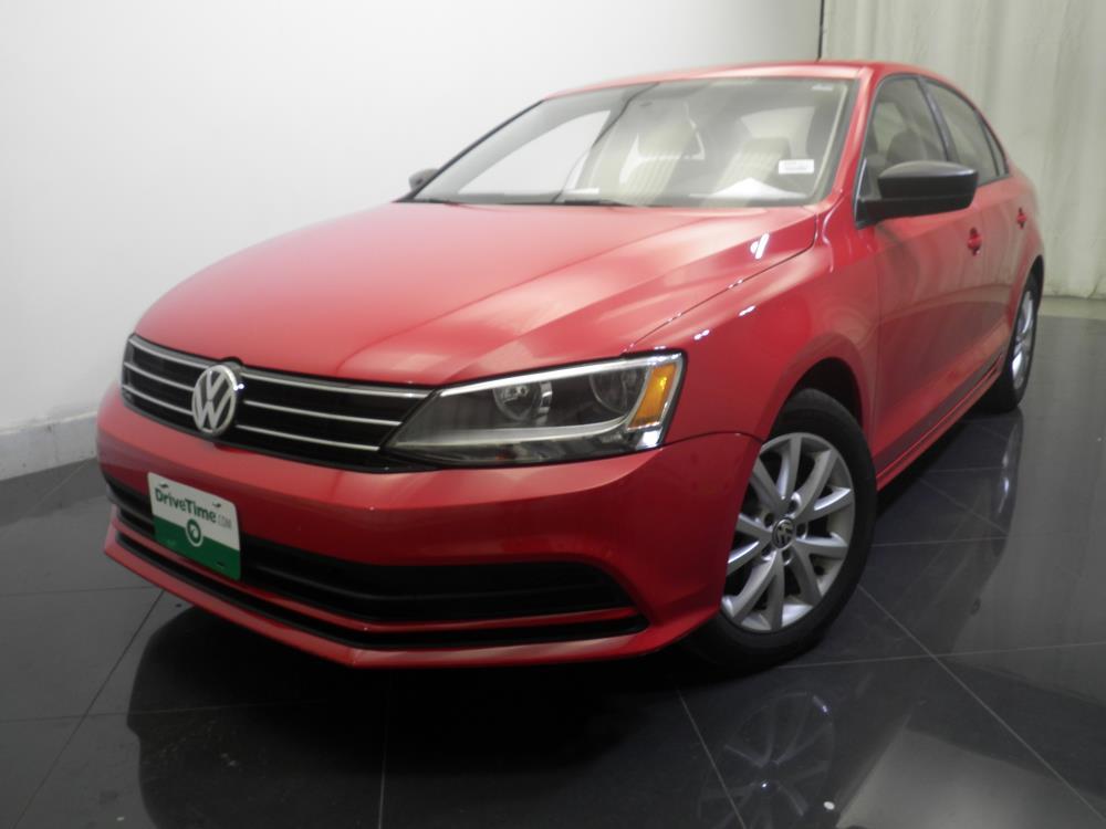 2015 Volkswagen Jetta - 1730015848
