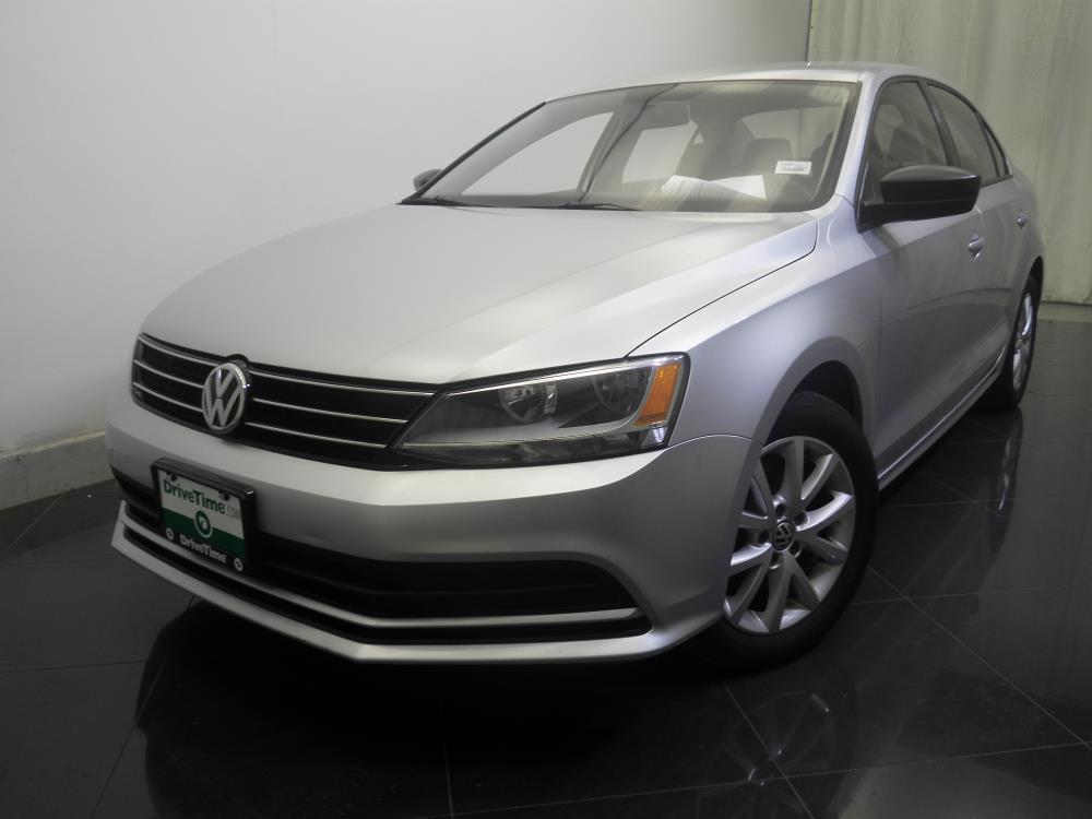 2015 Volkswagen Jetta - 1730015894