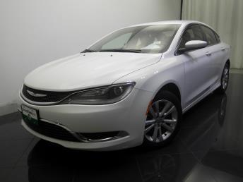 2015 Chrysler 200 - 1730015904