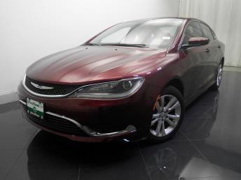 2015 Chrysler 200 - 1730015912