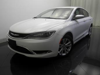 2015 Chrysler 200 - 1730015930
