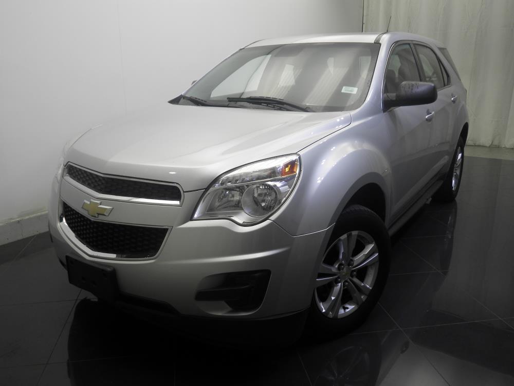 2012 Chevrolet Equinox - 1730016002