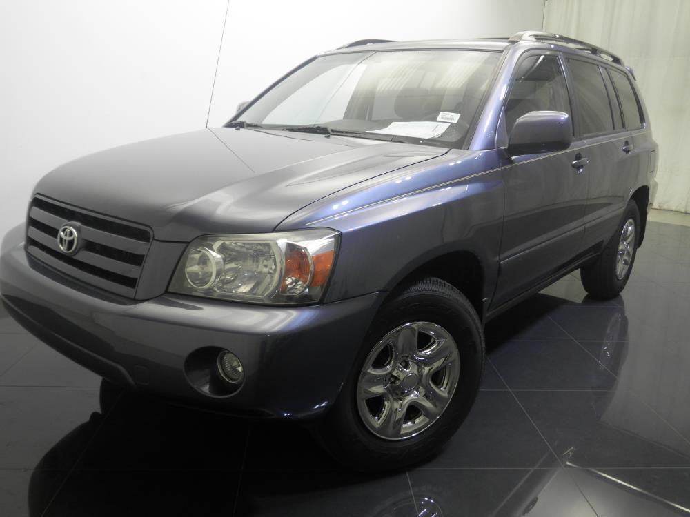 2007 Toyota Highlander - 1730016112