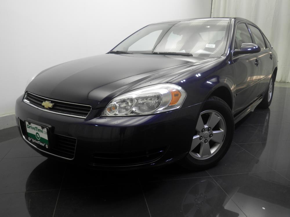 2008 Chevrolet Impala - 1730016172