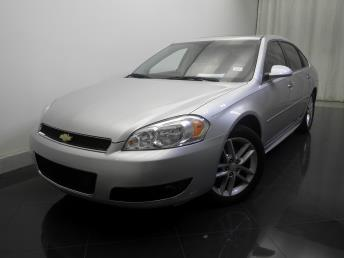 2012 Chevrolet Impala - 1730016186