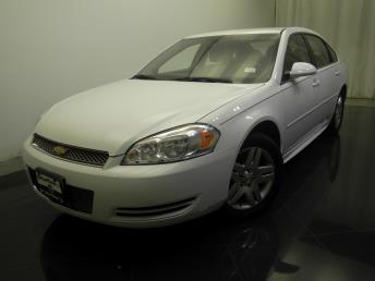 2012 Chevrolet Impala - 1730016464