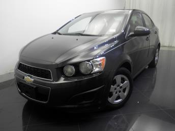 2014 Chevrolet Sonic - 1730016730